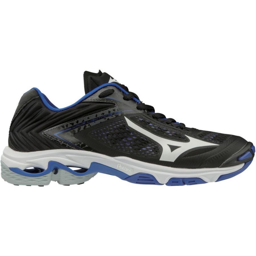ミズノ Mizuno レディース シューズ・靴 バレーボール Wave Lightning Z5 Volleyball Shoes 黒/Royal