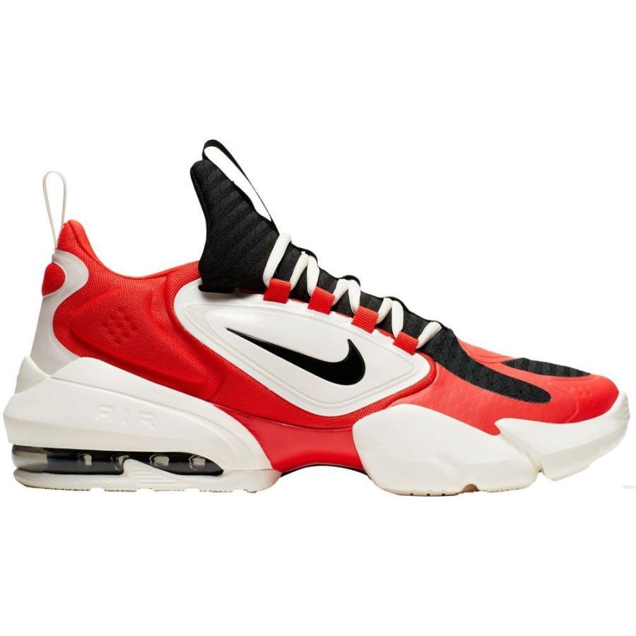 ナイキ Nike メンズ シューズ・靴 フィットネス・トレーニング Air Max Alpha Savage Training Shoes 赤/黒