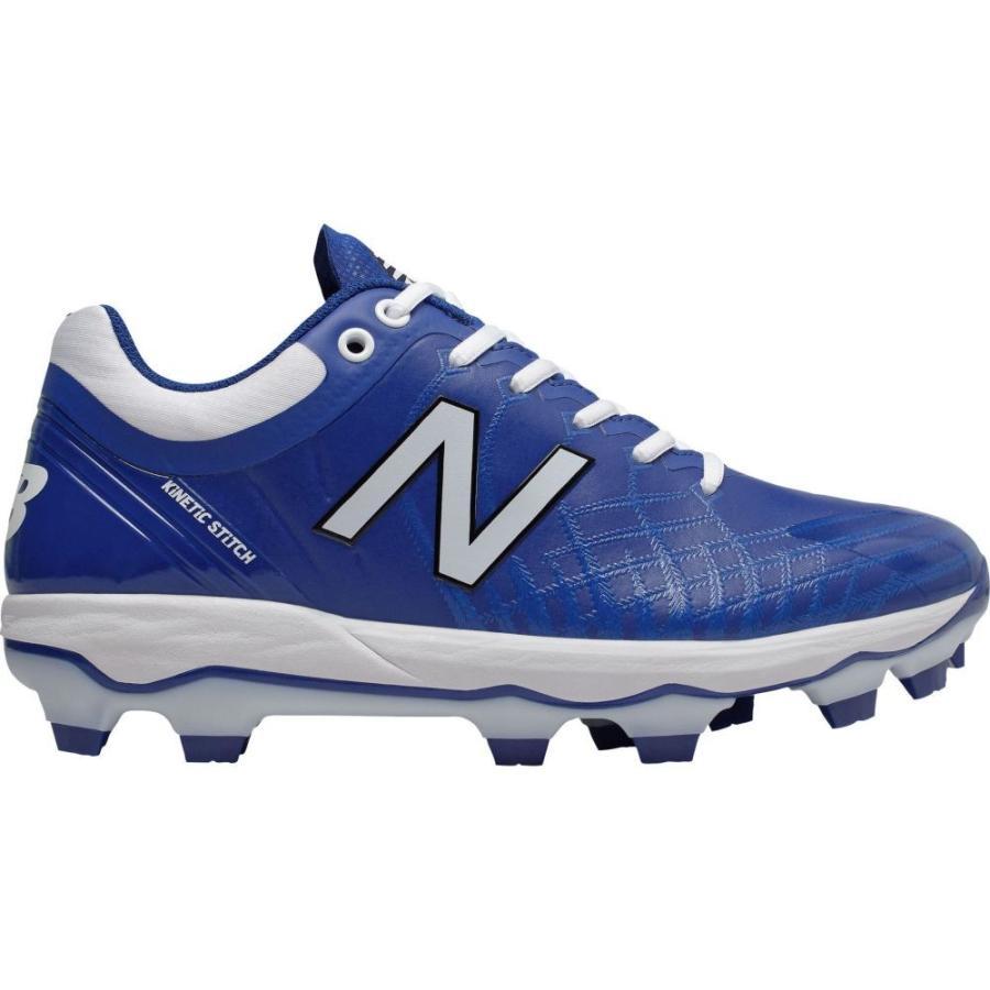 ニューバランス New Balance メンズ シューズ・靴 野球 4040 v5 Baseball Cleats Royal/白い