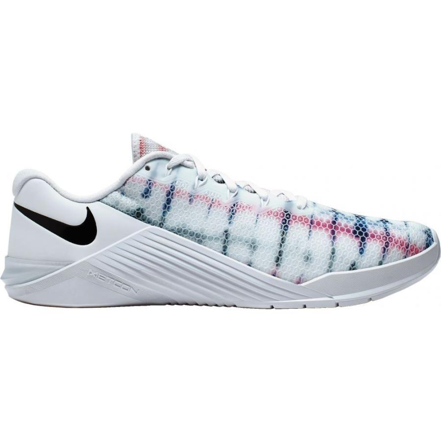 ナイキ Nike メンズ シューズ・靴 フィットネス・トレーニング Metcon 5 Training Shoes 白い/黒