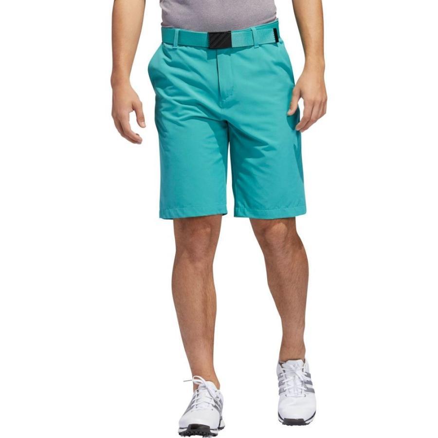 アディダス adidas メンズ ゴルフ ショートパンツ ボトムス・パンツ ultimate365 golf shorts True 緑