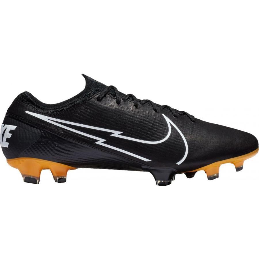 ナイキ Nike メンズ サッカー スパイク シューズ·靴 Mercurial Vapor 13 Elite Tech Craft FG Soccer Cleats Black/Yellow