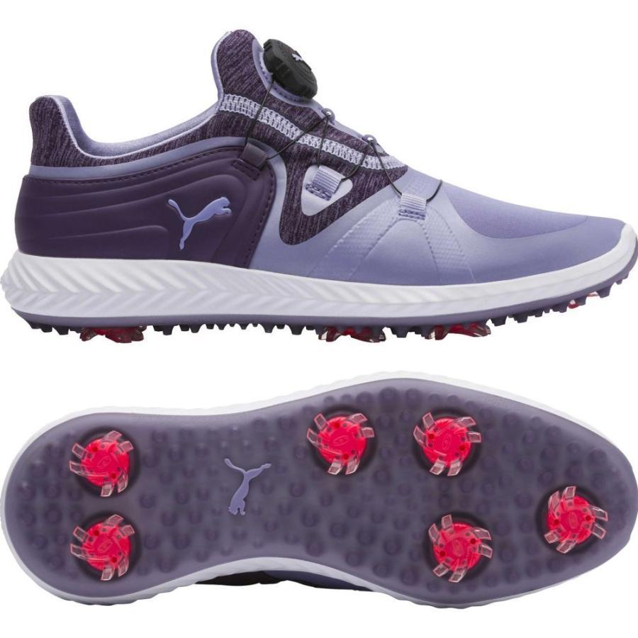 【送料無料キャンペーン?】 プーマ Blaze PUMA IGNITE レディース ゴルフ シューズ Shoes・靴 IGNITE Blaze Sport DISC Golf Shoes Sweet Lavender/Indigo, 三国町:7163cc1a --- airmodconsu.dominiotemporario.com