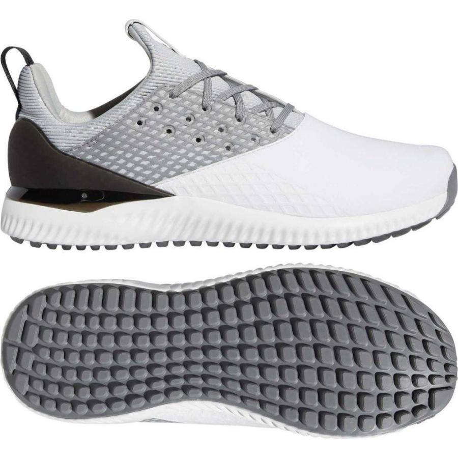 最新人気 アディダス White/Grey ゴルフ adidas メンズ ゴルフ シューズ・靴 adicross Bounce アディダス 2 Golf Shoes White/Grey, S-punky(スパンキー):aa607360 --- airmodconsu.dominiotemporario.com