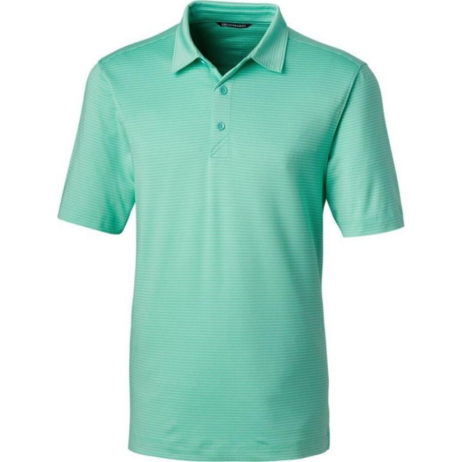 【史上最も激安】 カッター&バック ゴルフ Cutter Forge & Buck メンズ ゴルフ ポロシャツ トップス Forge ポロシャツ Pencil Stripe Golf Polo Fresh Mint, ヴィヴィド フォー ユー:0424b8e7 --- airmodconsu.dominiotemporario.com