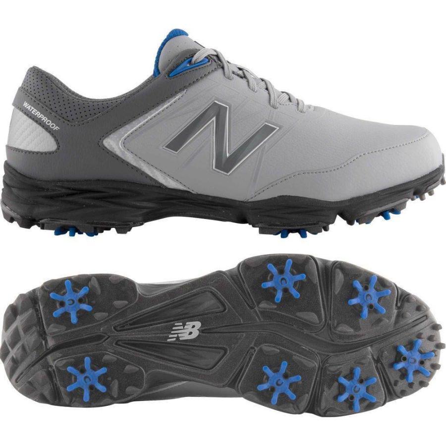 本店は ニューバランス New Balance Balance メンズ ゴルフ シューズ シューズ・靴・靴 Striker Golf メンズ Shoes Grey/Blue, オンナソン:7bedf91e --- airmodconsu.dominiotemporario.com