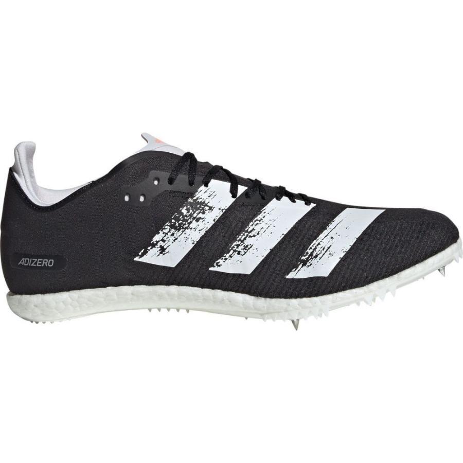 アディダス adidas メンズ 陸上 スパイク シューズ・靴 adizero Avanti Track and Field Cleats Black/White|fermart2-store