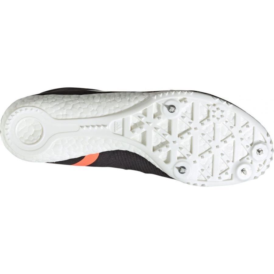アディダス adidas メンズ 陸上 スパイク シューズ・靴 adizero Avanti Track and Field Cleats Black/White|fermart2-store|02
