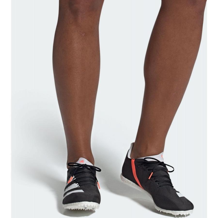 アディダス adidas メンズ 陸上 スパイク シューズ・靴 adizero Avanti Track and Field Cleats Black/White|fermart2-store|03