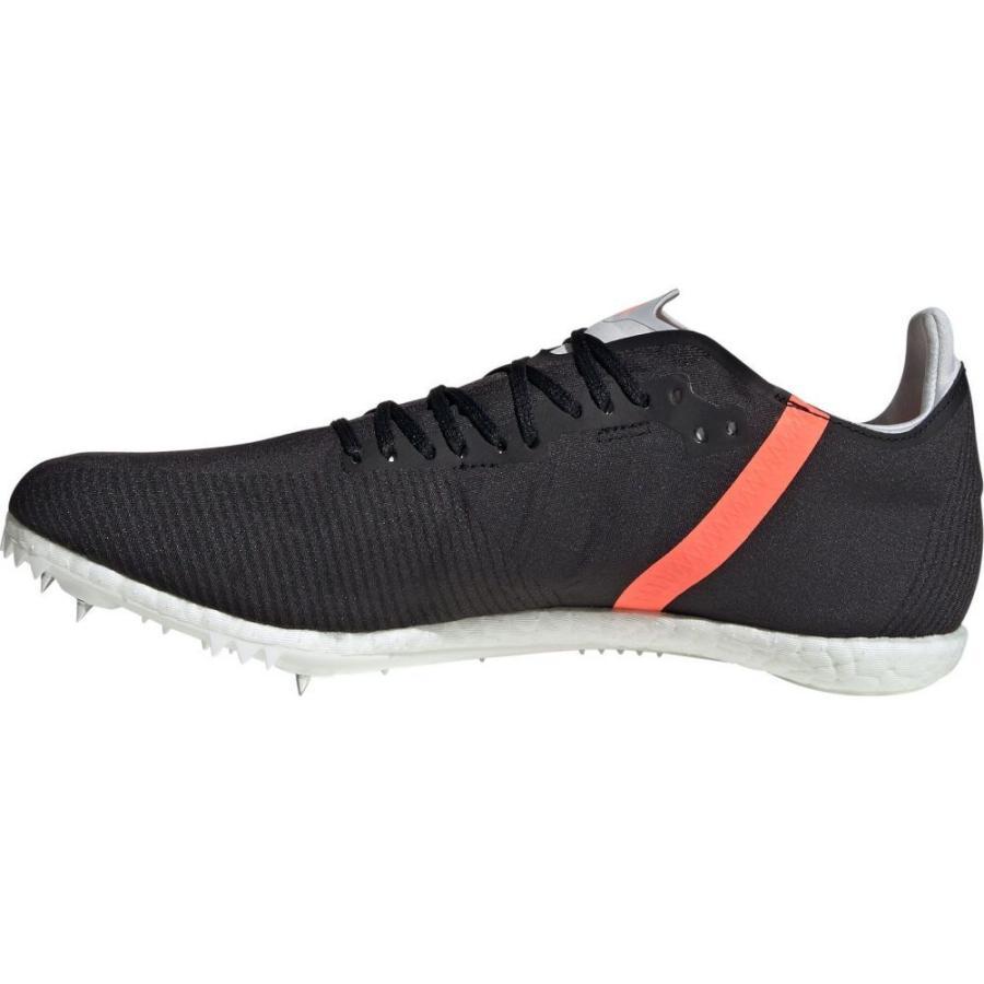 アディダス adidas メンズ 陸上 スパイク シューズ・靴 adizero Avanti Track and Field Cleats Black/White|fermart2-store|04