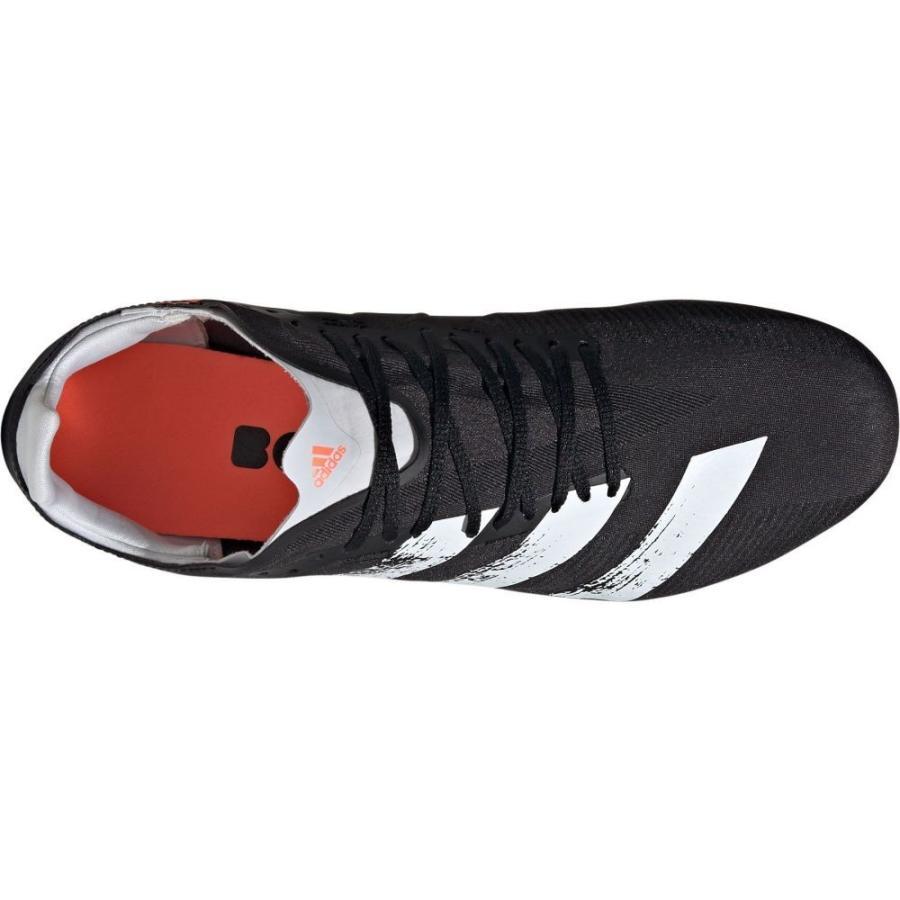 アディダス adidas メンズ 陸上 スパイク シューズ・靴 adizero Avanti Track and Field Cleats Black/White|fermart2-store|05