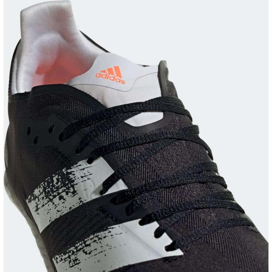 アディダス adidas メンズ 陸上 スパイク シューズ・靴 adizero Avanti Track and Field Cleats Black/White|fermart2-store|07