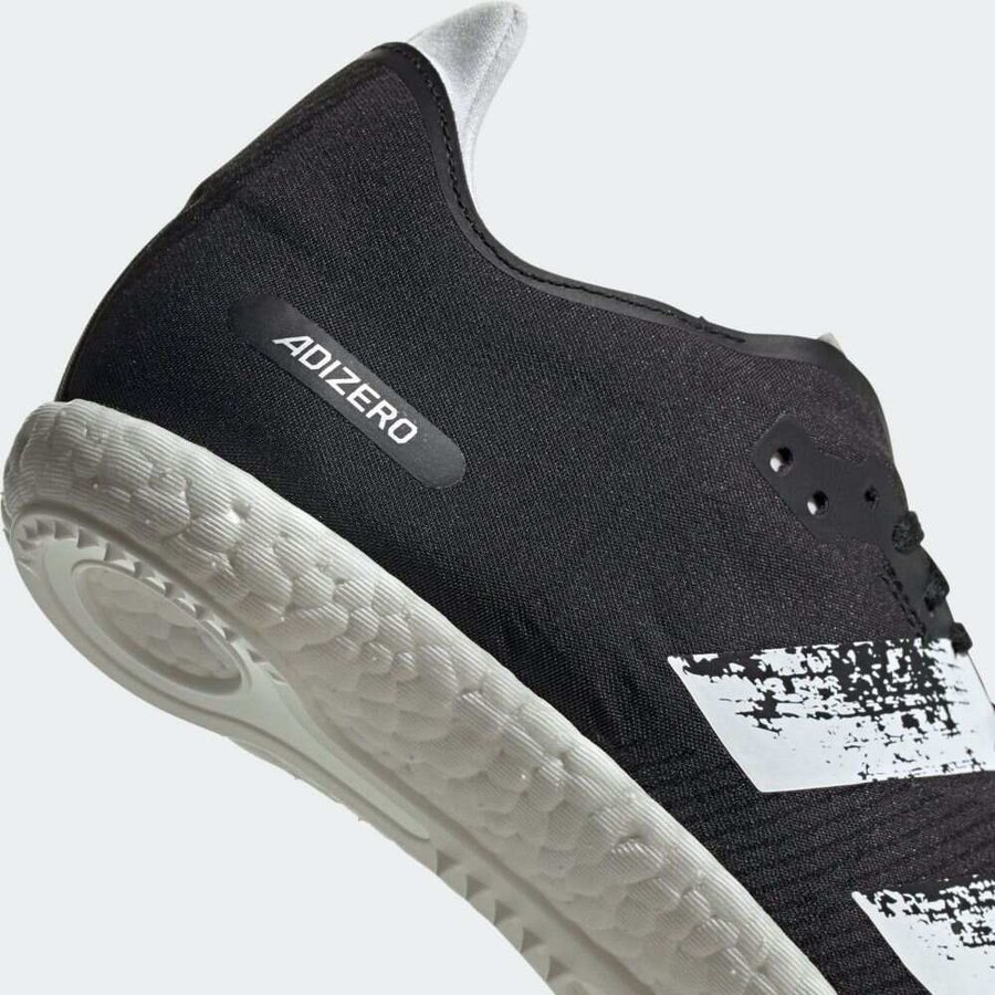 アディダス adidas メンズ 陸上 スパイク シューズ・靴 adizero Avanti Track and Field Cleats Black/White|fermart2-store|08