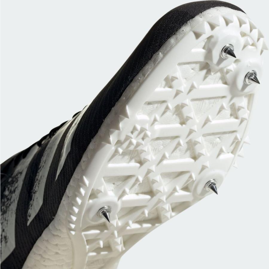 アディダス adidas メンズ 陸上 スパイク シューズ・靴 adizero Avanti Track and Field Cleats Black/White|fermart2-store|09
