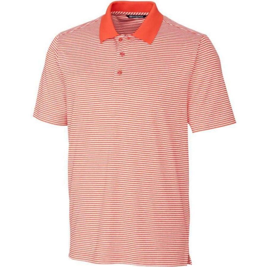 魅了 カッター&バック Cutter & Buck & メンズ Golf ゴルフ ポロシャツ ポロシャツ トップス Forge Tonal Stripe Golf Polo Mars, possible:0f1c1b24 --- airmodconsu.dominiotemporario.com