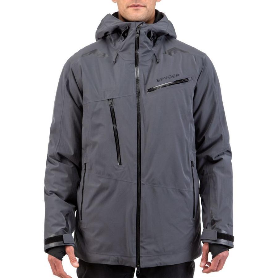 【通販 人気】 スパイダー Spyder メンズ スキー メンズ Spyder Hokkaido・スノーボード ジャケット アウター Hokkaido GTX Ski Jacket Ebony, スイートハート:9fc19179 --- airmodconsu.dominiotemporario.com