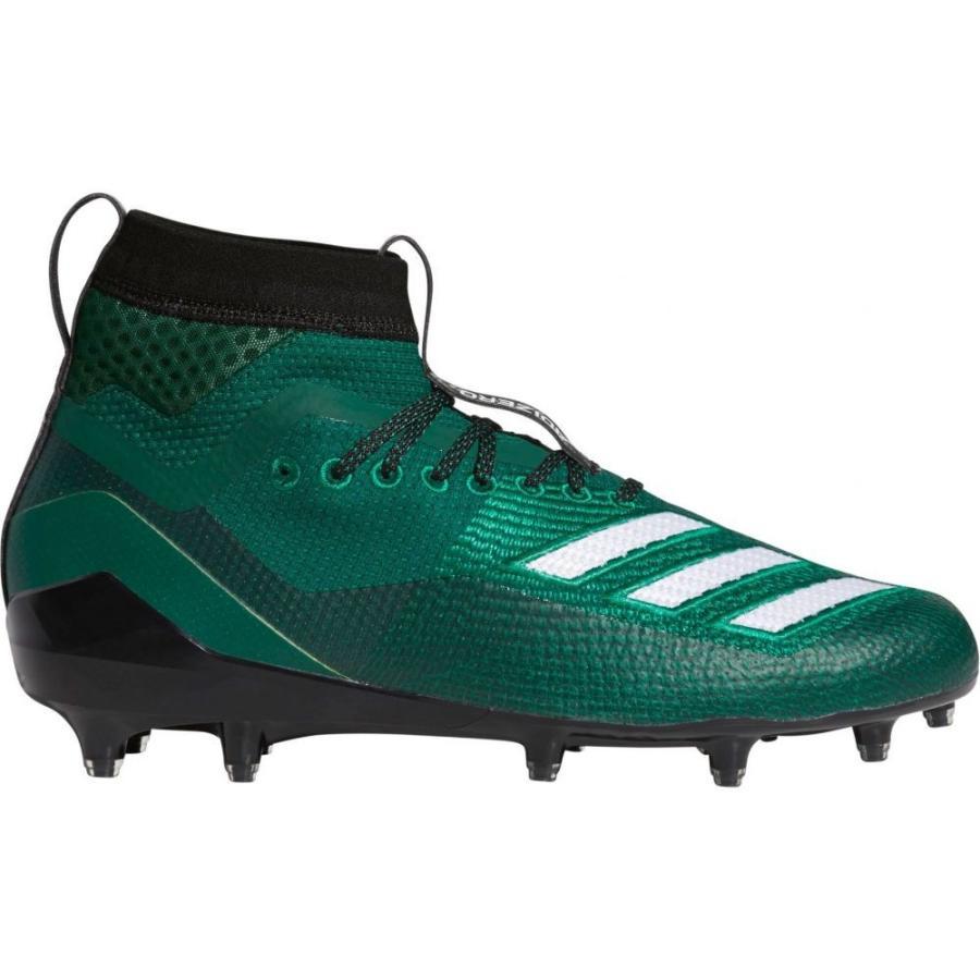 2018新入荷 アディダス adidas メンズ メンズ アメリカンフットボール Burner スパイク シューズ SK・靴 adizero 8.0 Burner SK Football Cleats Green/Black, Whats up Sports:88e3b737 --- airmodconsu.dominiotemporario.com