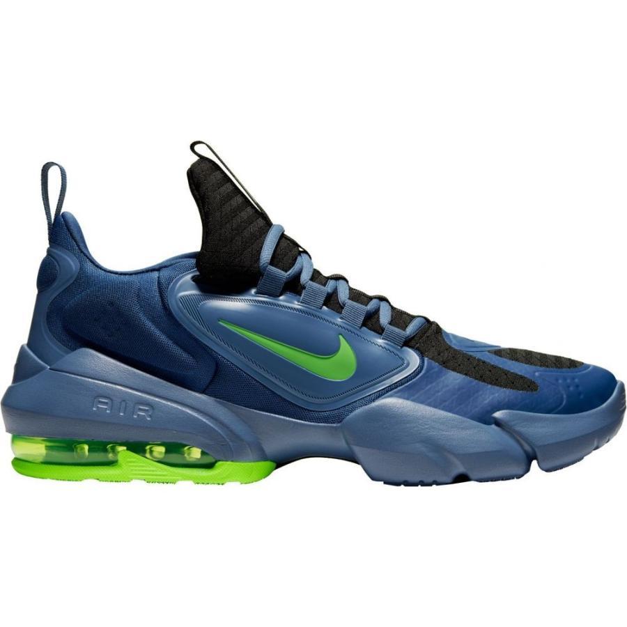 史上一番安い ナイキ Nike メンズ フィットネス・トレーニング シューズ・靴 Max Air シューズ・靴 Max メンズ Alpha Savage Training Shoes Blk/Green/Ocean Fog, オリジナルグッズ ORENO:8d621cd7 --- airmodconsu.dominiotemporario.com