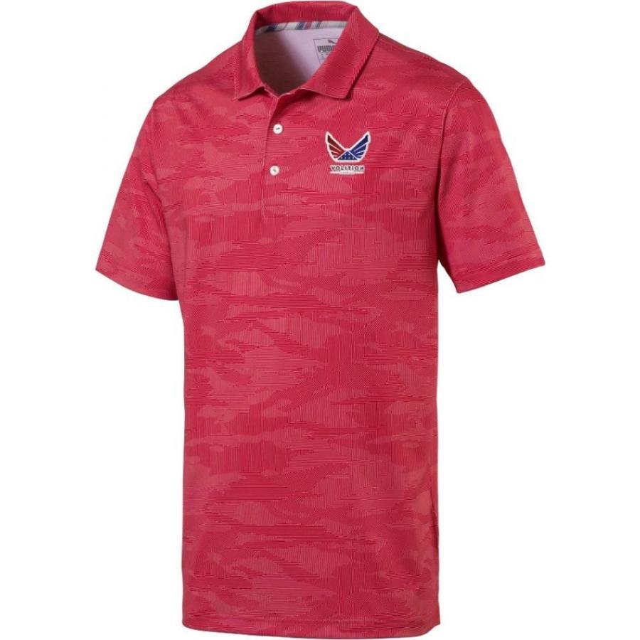 注目のブランド プーマ PUMA メンズ トップス ゴルフ ポロシャツ トップス ゴルフ Volition Volition Signature Golf Polo High Risk Red, 豊科町:48c85046 --- airmodconsu.dominiotemporario.com