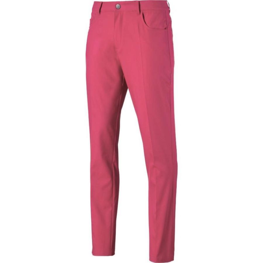 最終決算 プーマ メンズ PUMA メンズ ゴルフ ボトムス Jackpot・パンツ Rapture Jackpot 5 Pocket Golf Pants Rapture Rose, HEALTY:23d30ba3 --- airmodconsu.dominiotemporario.com