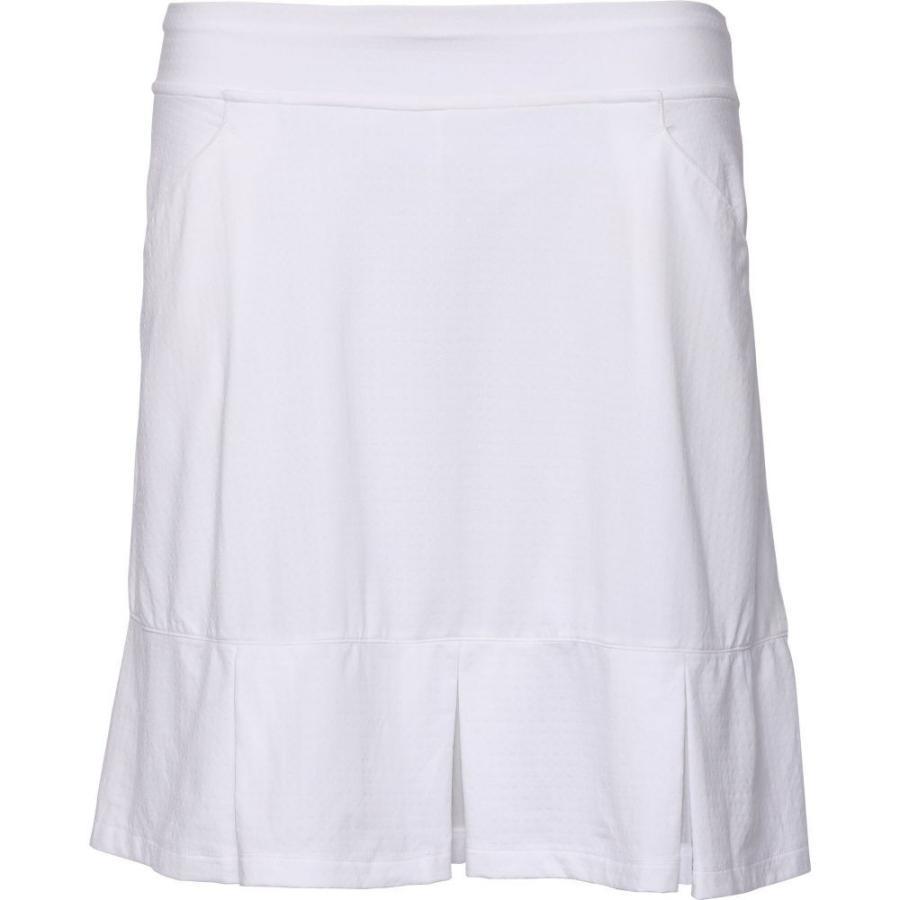 注目ブランド ベッティ&コート Bette & Court レディース ゴルフ スカート ボトムス・パンツ Twirl Pull-On Golf Skirt White, 【一部予約販売】 4ba58bb4