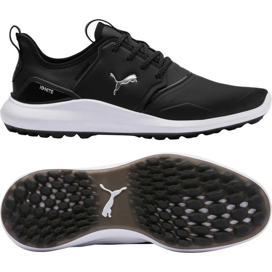 特価 プーマ PUMA メンズ ゴルフ シューズ・靴 IGNITE NXT Pro Golf Shoes Puma Black/Gold/White, Brandoff銀座 0f5850ff