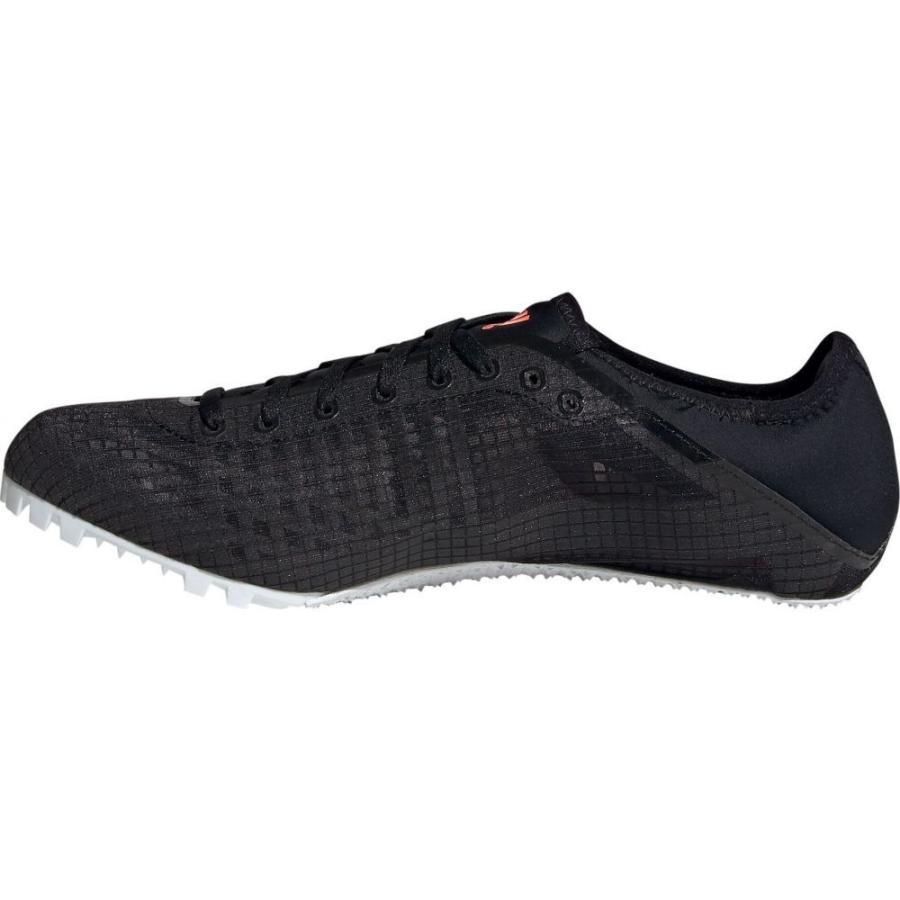 アディダス adidas メンズ 陸上 スパイク シューズ・靴 Sprintstar Track and Field Cleats Black/White fermart2-store 04