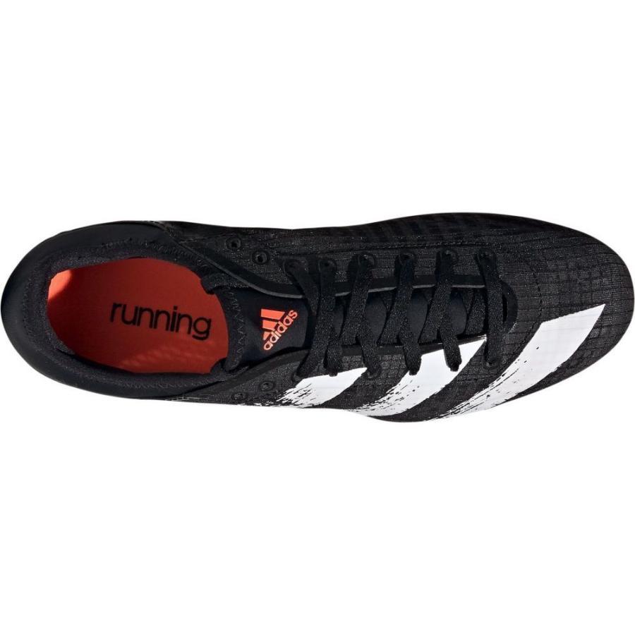 アディダス adidas メンズ 陸上 スパイク シューズ・靴 Sprintstar Track and Field Cleats Black/White fermart2-store 05