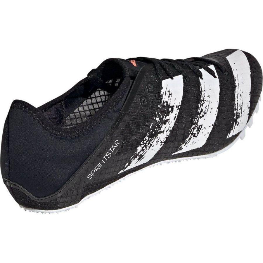 アディダス adidas メンズ 陸上 スパイク シューズ・靴 Sprintstar Track and Field Cleats Black/White fermart2-store 06