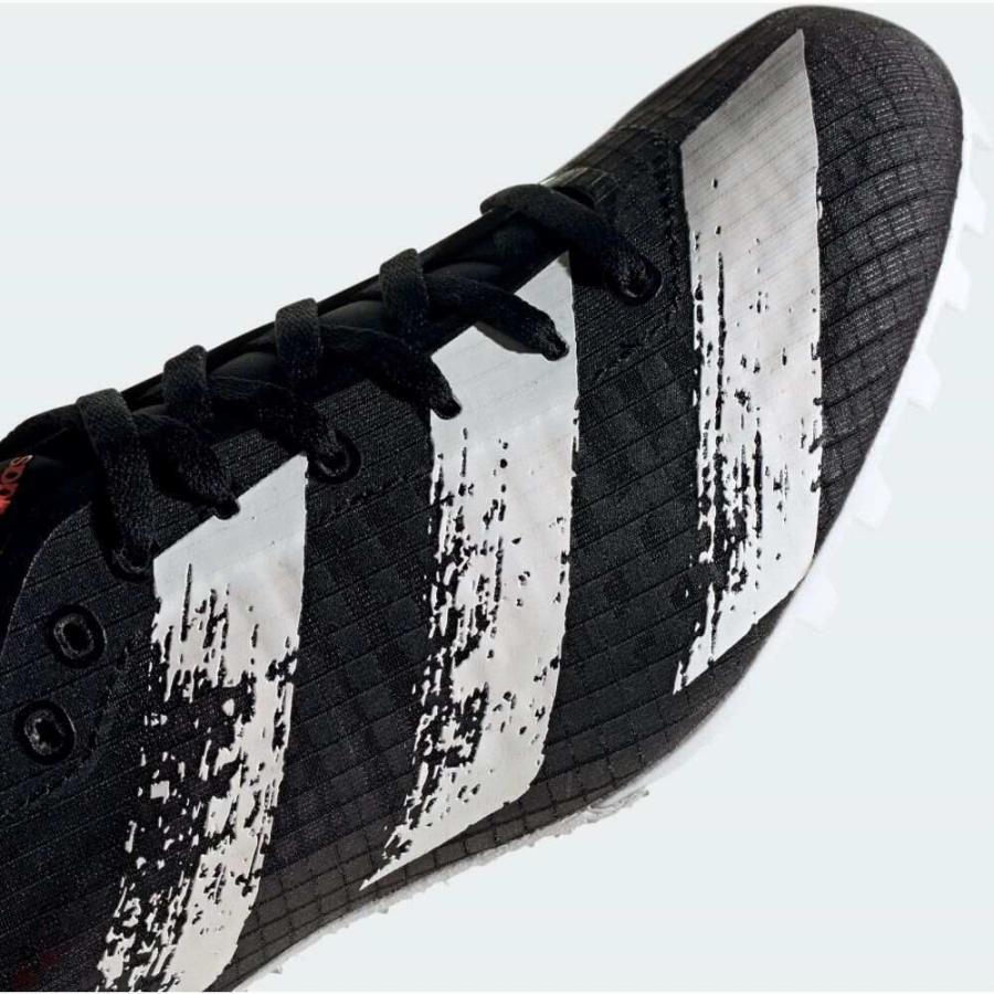 アディダス adidas メンズ 陸上 スパイク シューズ・靴 Sprintstar Track and Field Cleats Black/White fermart2-store 07