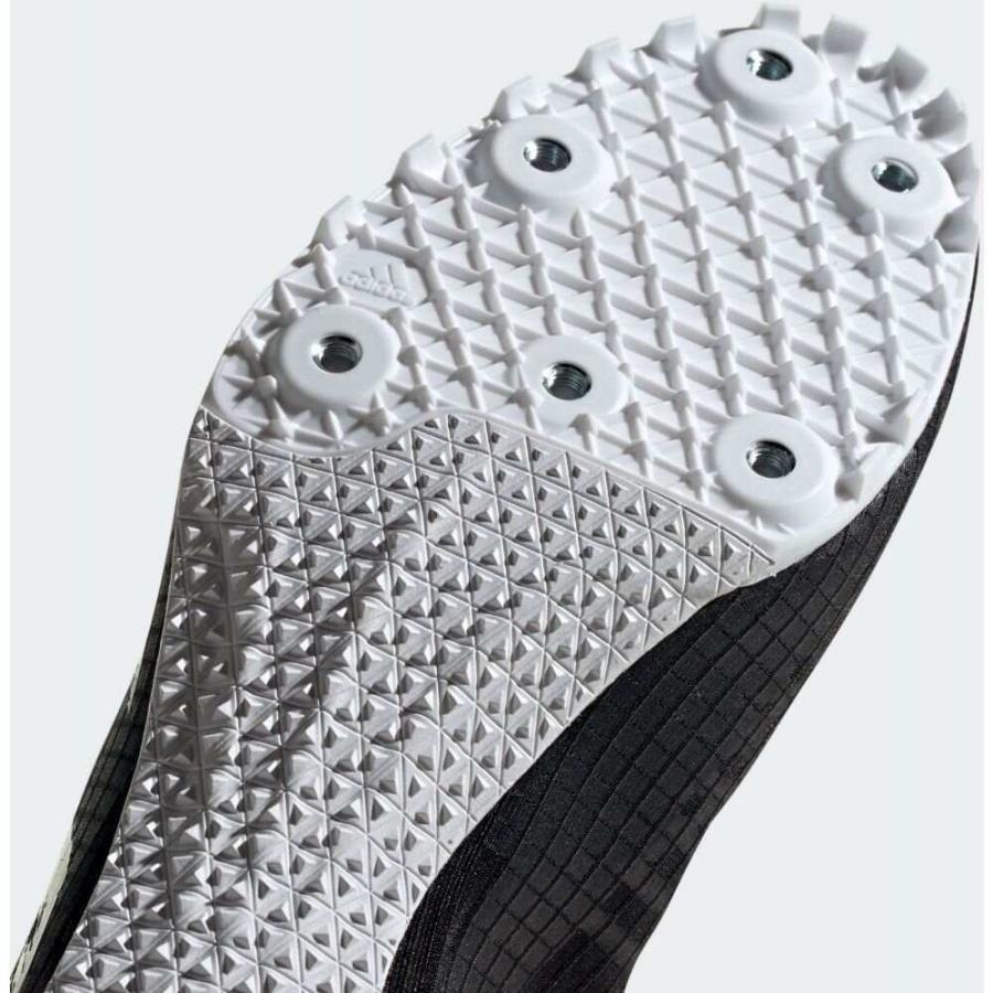 アディダス adidas メンズ 陸上 スパイク シューズ・靴 Sprintstar Track and Field Cleats Black/White fermart2-store 09