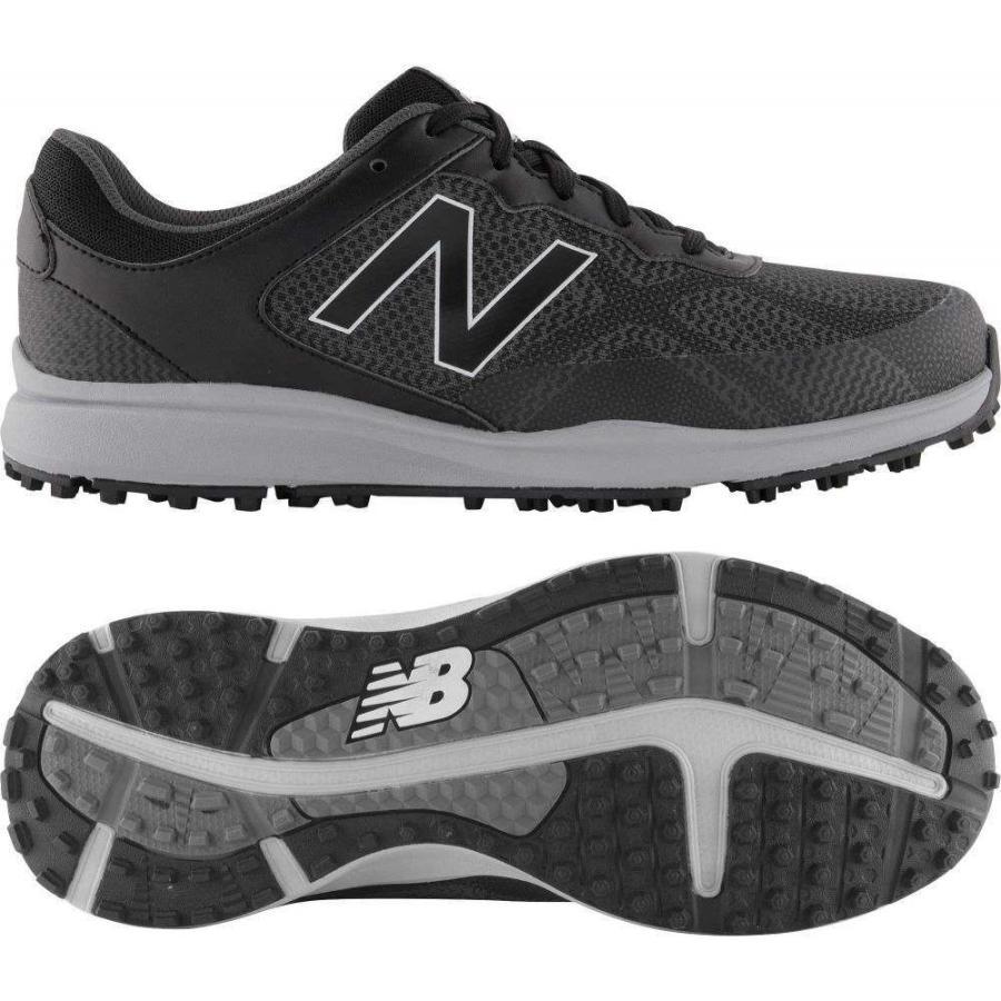 安価 ニューバランス New Balance Balance メンズ ゴルフ シューズ New・靴 Black/Grey Breeze Golf Shoes Black/Grey, BeRich:6f786c79 --- airmodconsu.dominiotemporario.com