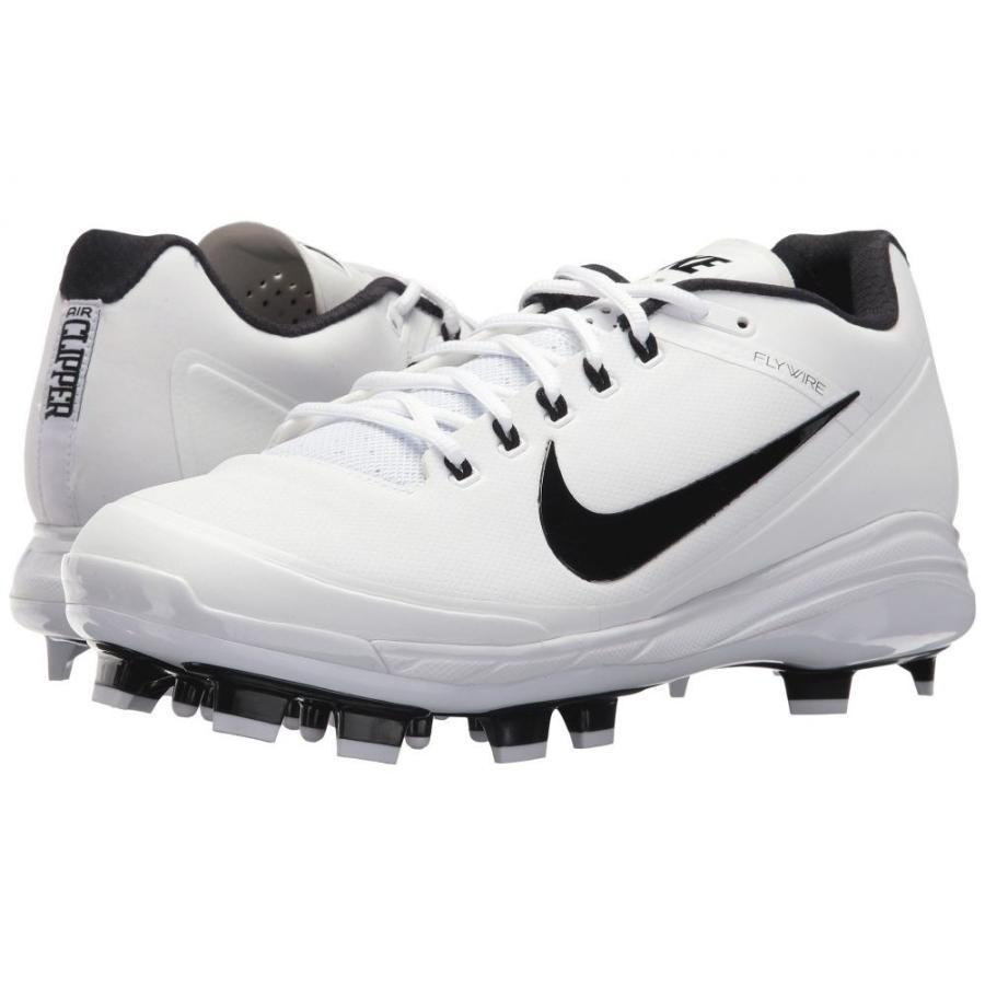 ナイキ Nike メンズ シューズ・靴 野球 Clipper '17 MCS 白い/黒/黒