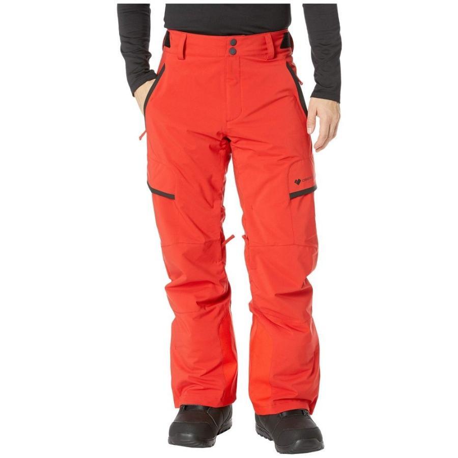 オバマイヤー Obermeyer メンズ ボトムス・パンツ スキー・スノーボード Orion Pants Volcanic 赤