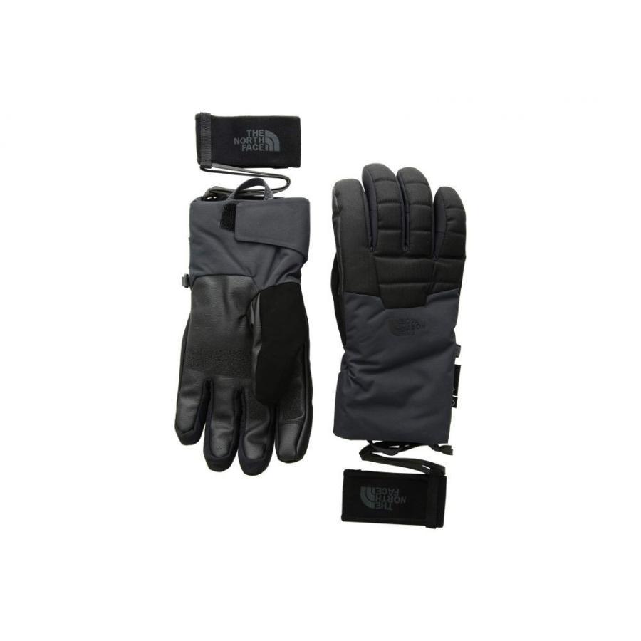 ザ ノースフェイス The North Face メンズ グローブ スキー・スノーボード Montana Gore-Tex SG Gloves Asphalt グレー/TNF 黒