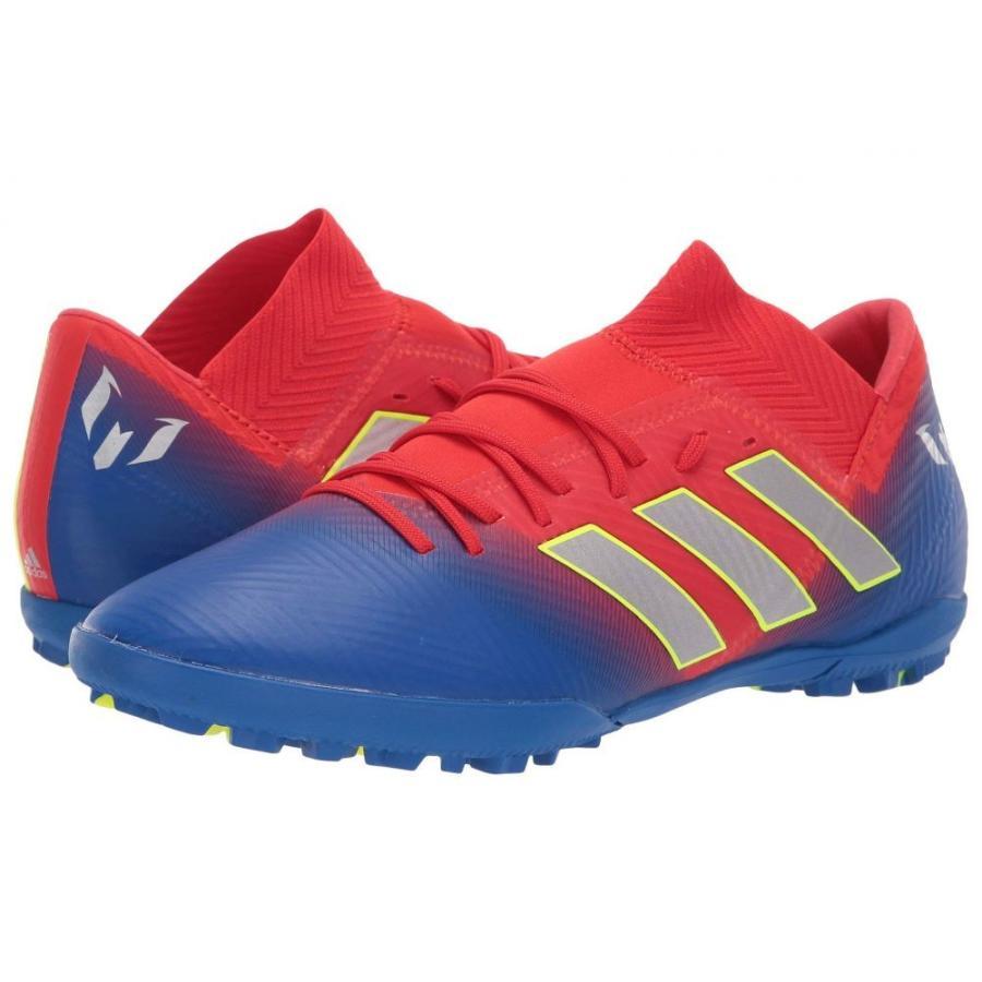 高い品質 アディダス adidas メンズ サッカー シューズ 18.3・靴 Nemeziz Messi 18.3 メンズ Active TF Active Red/Silver Metallic/Football Blue, ポポラマーマ:ef0a4e26 --- sonpurmela.online