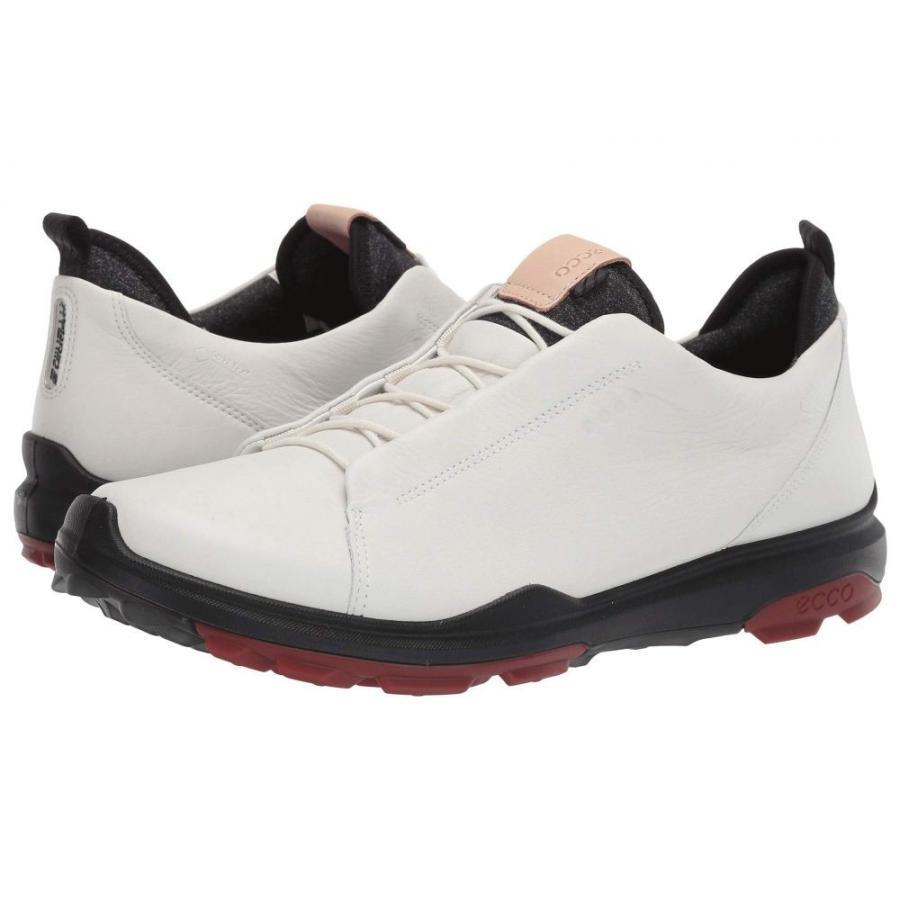 【クーポン対象外】 エコー ECCO Golf メンズ ゴルフ シューズ・靴 BIOM Hybrid 3 OL GTX White, 函館市 d3b4a833