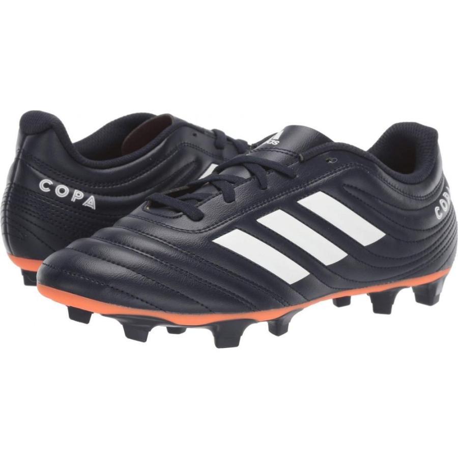 アディダス adidas レディース サッカー シューズ・靴 Copa 19.4 FG Legend Ink/Footwear 白い/Hi-Res Coral