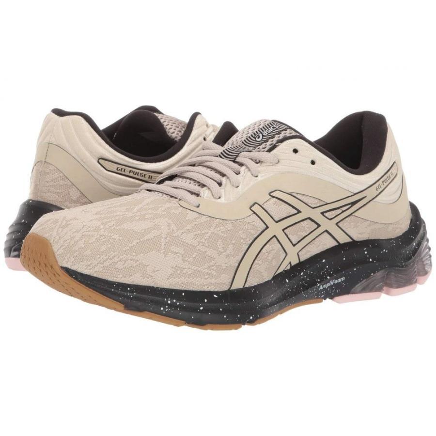 アシックス ASICS レディース ランニング・ウォーキング シューズ・靴 Pulse 11 Putty 黒