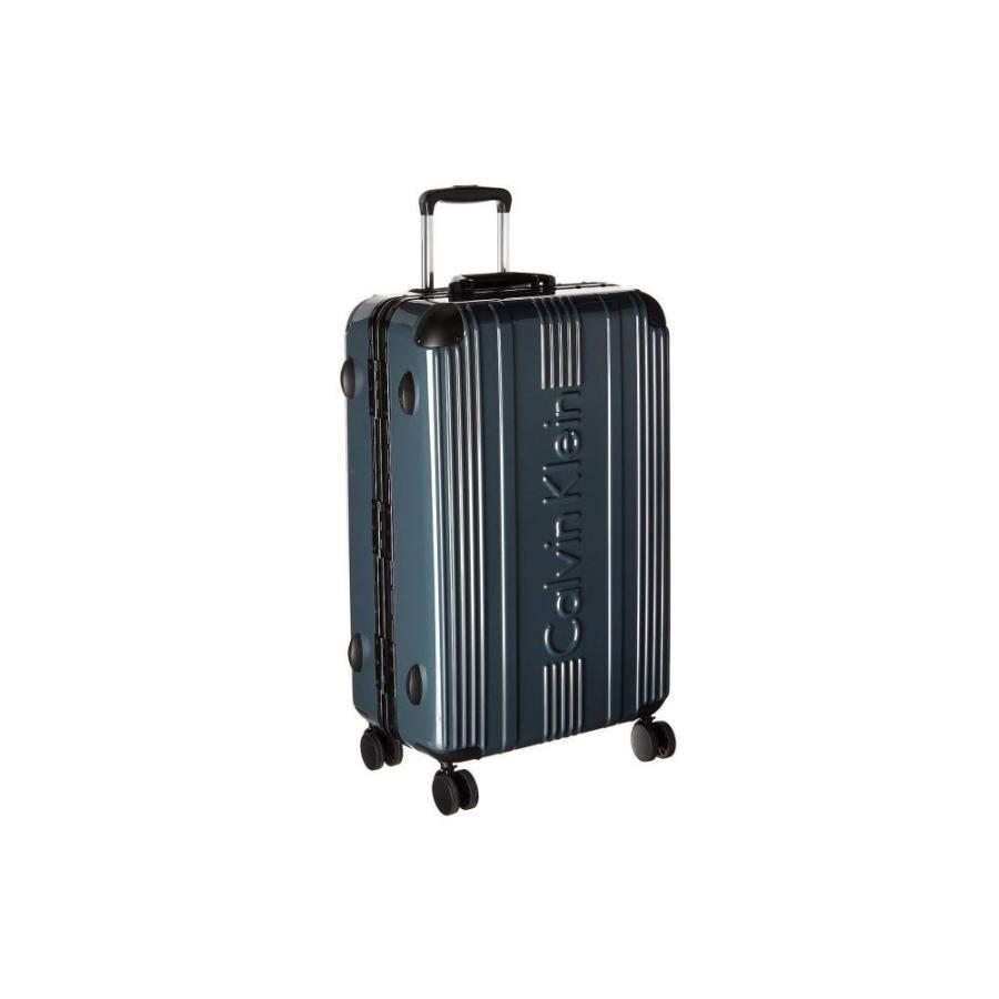 カルバンクライン Calvin Klein レディース スーツケース・キャリーバッグ バッグ 24 Hardside Spinner Hematite