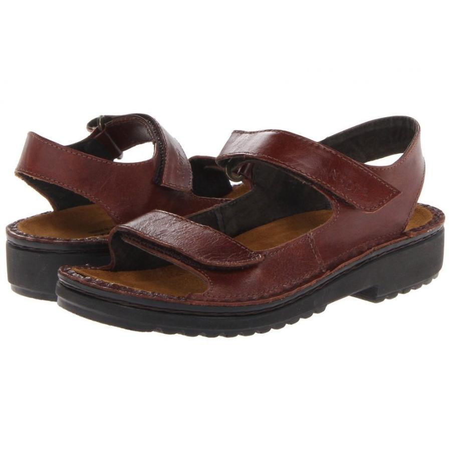 【通販激安】 ナオト Naot レディース ヒール シューズ・靴 Karenna Luggage Brown Leather, コカコーラ公式 COKE STORE 1ece3912