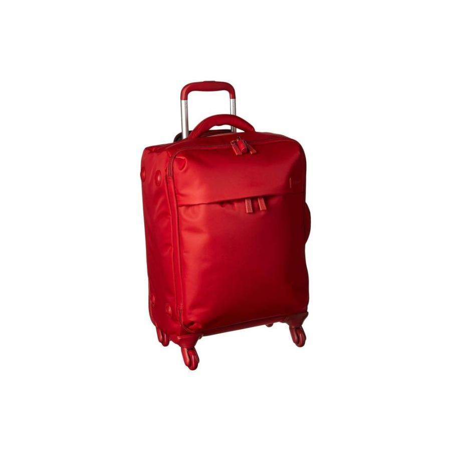 リップオールトパリ Lipault Paris レディース スーツケース・キャリーバッグ バッグ Original Plume 22' Spinner Carry On Cherry Red