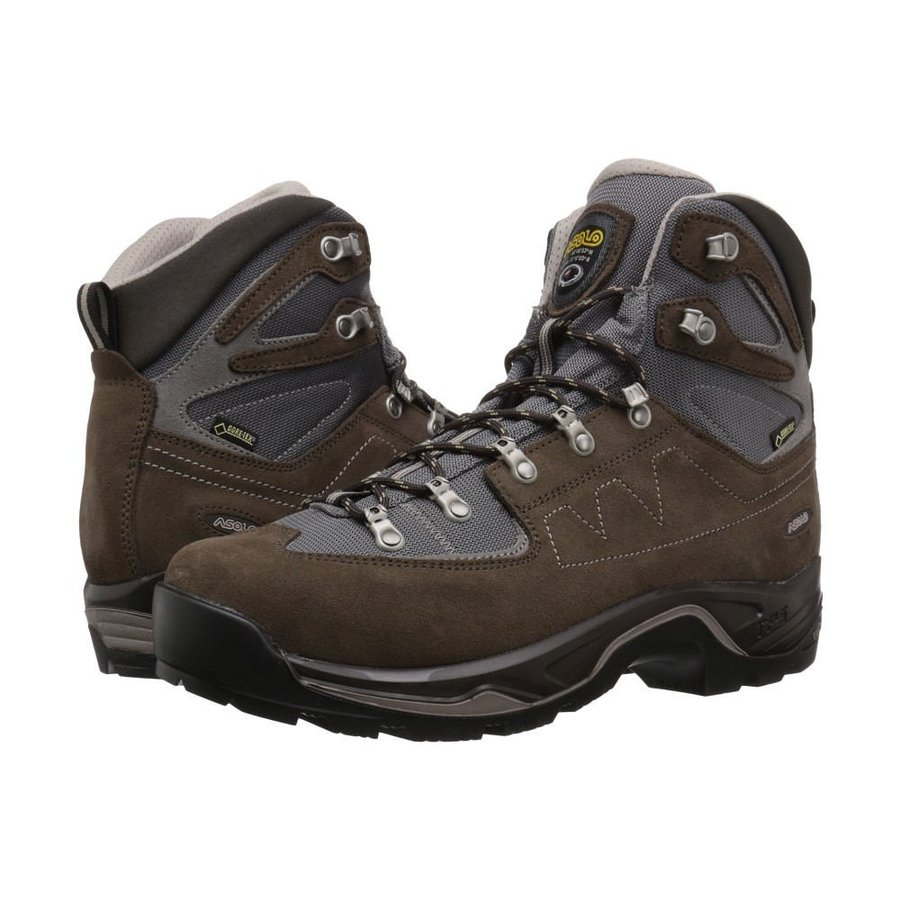 アゾロ メンズ シューズ・靴 ハイキング・登山 TPS Equalon GV EVO Dark Brown/Cendre