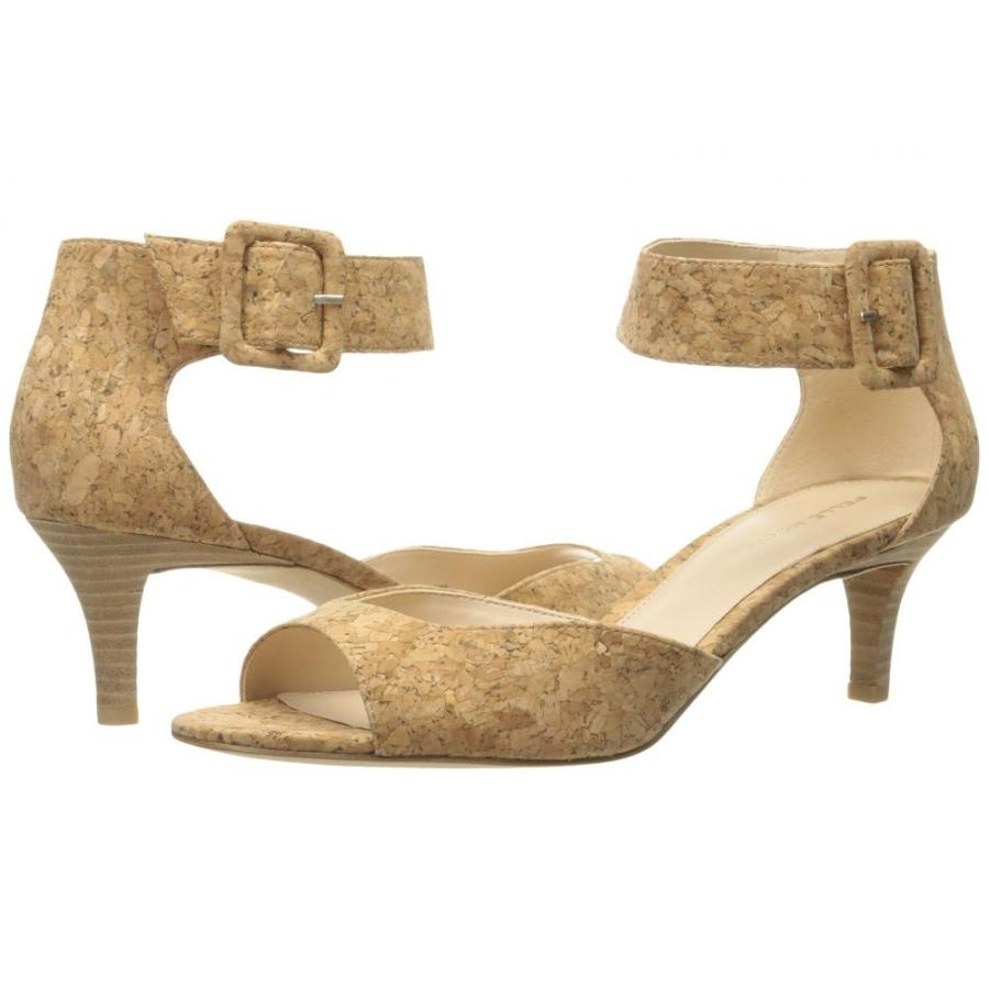最高の品質 ペレ モーダ Pelle Moda レディース ヒール シューズ・靴 Berlin Natural Cork, ベストスリング e05c2514