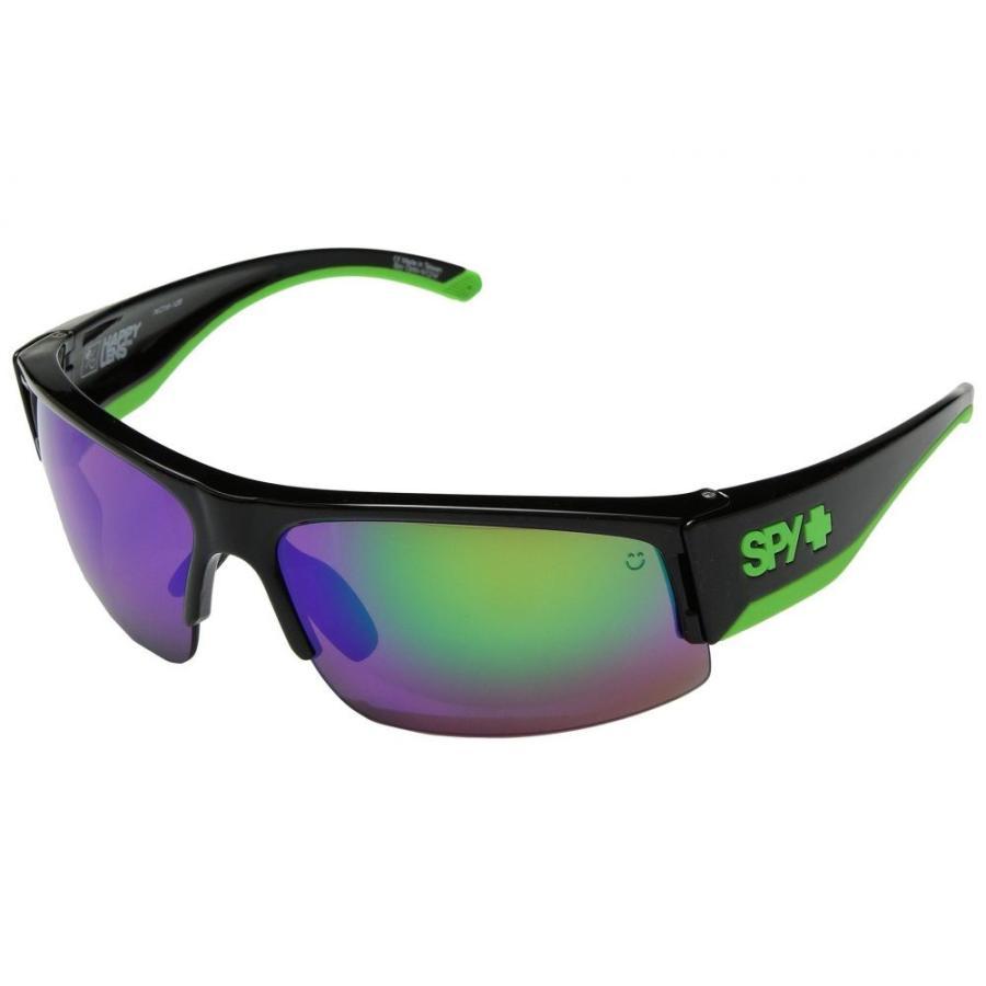 スパイ Spy Optic レディース スポーツサングラス Flyer 緑/Happy Bronze w/ 緑 Spectra