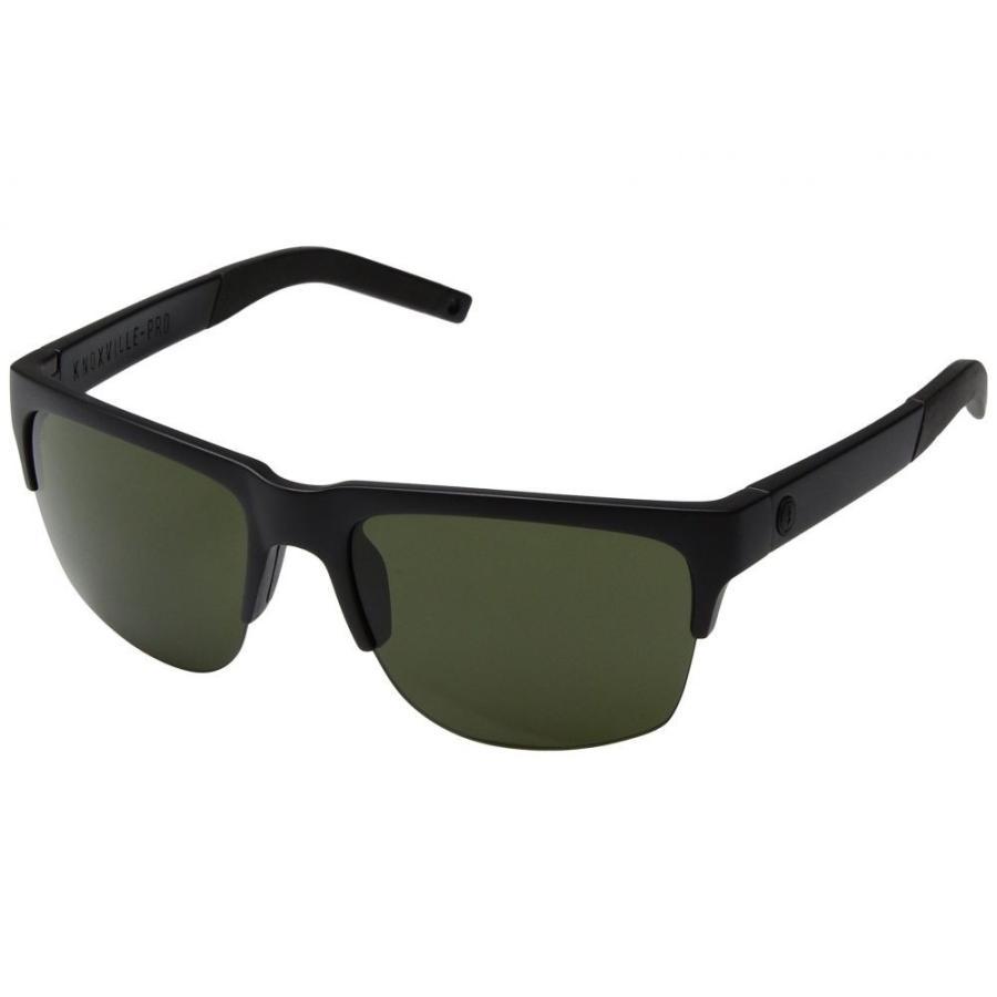エレクトリック Electric Eyewear メンズ スポーツサングラス Knoxville Pro Matte 黒/OHM グレー