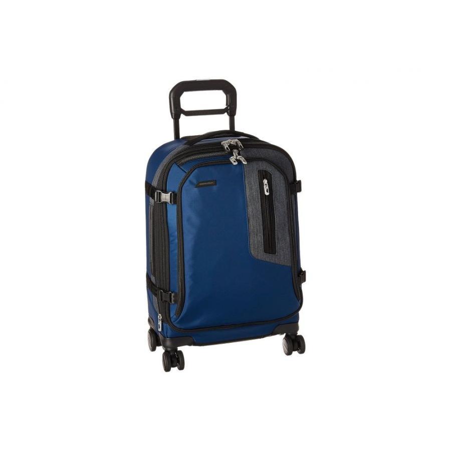 ブリッグスアンドライリー Briggs & Riley レディース スーツケース・キャリーバッグ バッグ brx - explore domestic carry-on spinner Blue