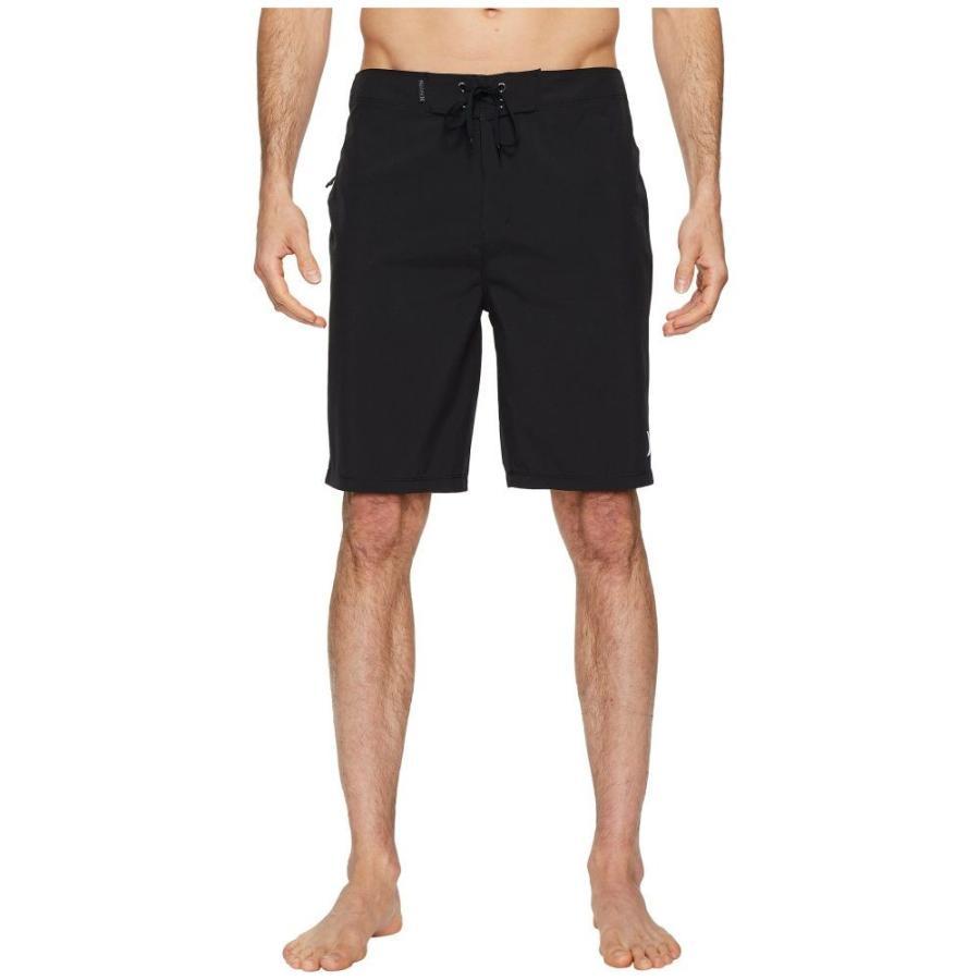 ハーレー メンズ 海パン 水着・ビーチウェア Phantom One & Only 20 Stretch Boardshorts 黒