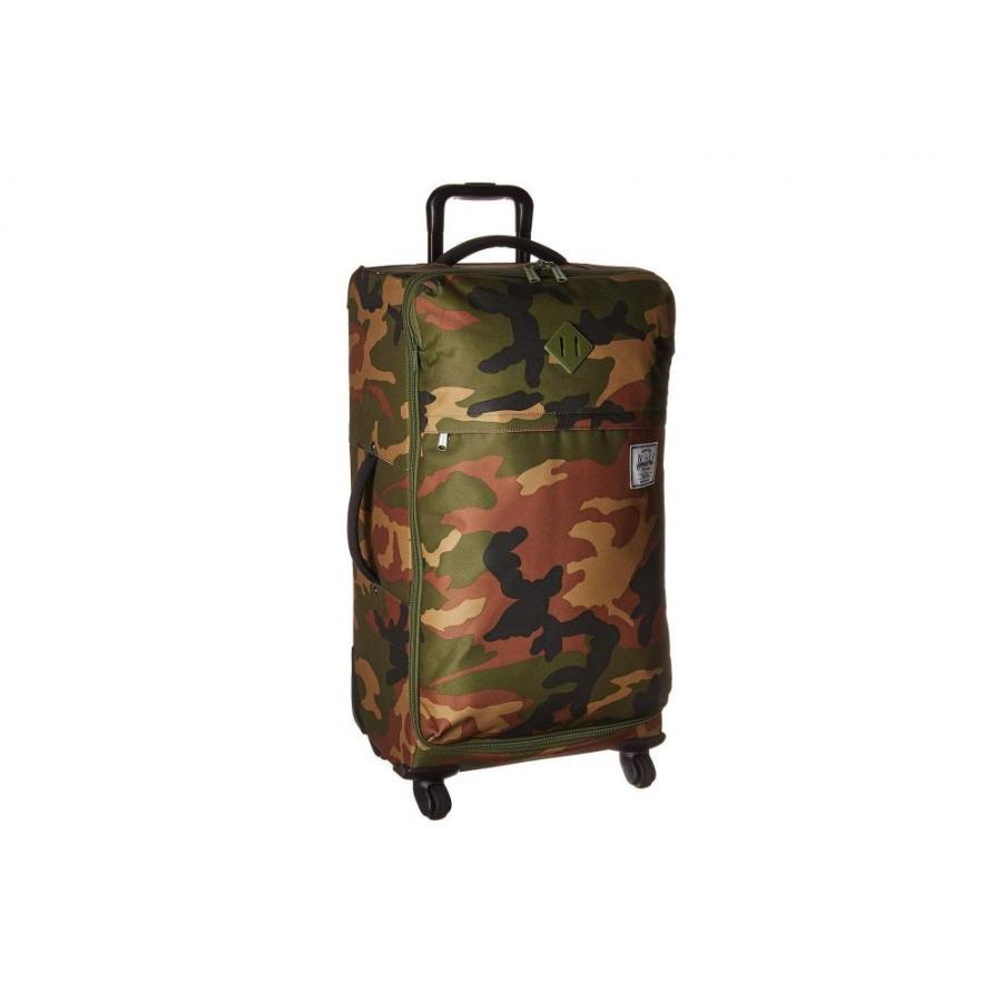 ハーシェル サプライ Herschel Supply Co. レディース スーツケース・キャリーバッグ バッグ Highland Medium Woodland Camo