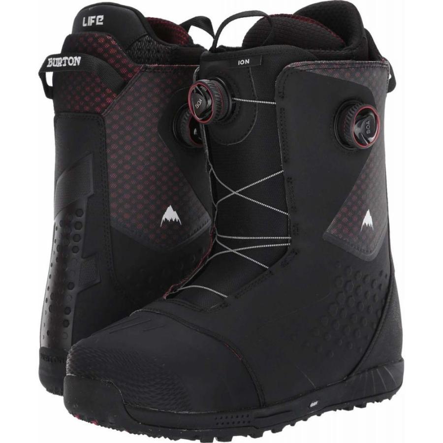 一流の品質 バートン シューズ・靴 Burton メンズ スキー・スノーボード バートン ブーツ シューズ・靴 Snowboard Ion Boa Snowboard Boot Black/Red, 大東寝具工業 アステ:4e5b5d9e --- airmodconsu.dominiotemporario.com
